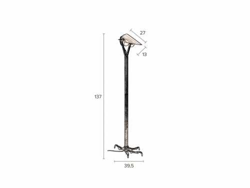 Dutchbone FALCON floor lamp
