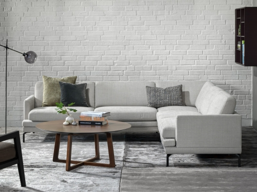 Furninova DOUBLE corner sofa