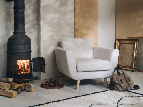 Furninova SMILE armchair