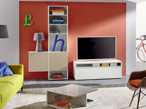 HÜLSTA now! easy living room combination 4.