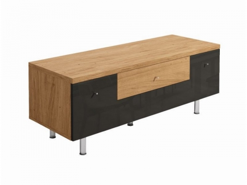 h lsta now time tv unit with drawer innoshop. Black Bedroom Furniture Sets. Home Design Ideas