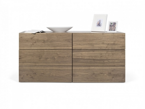 Temahome AURORA dresser of 6 drawes