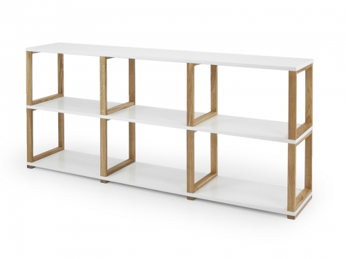 Tenzo ART shelf 3x2