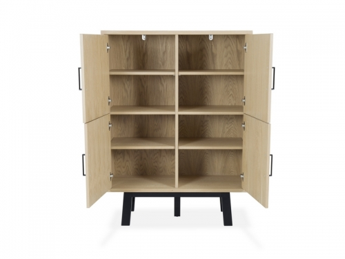 Tenzo LEX high sideboard