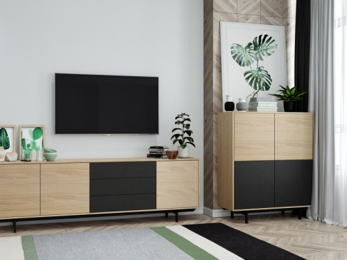Tenzo SCORE highboard 4D