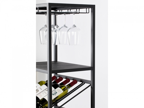 Zuiver CANTOR S wine shelf