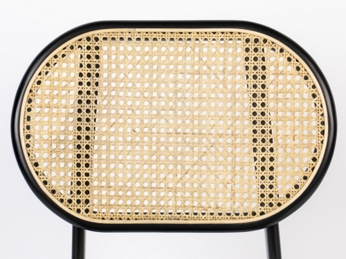 Zuiver SPIKE rattan dining chair