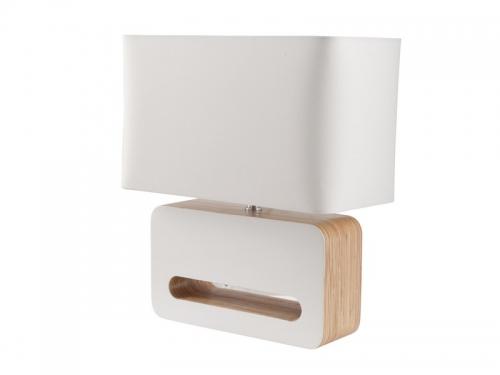zuiver wood table lamp innoshop. Black Bedroom Furniture Sets. Home Design Ideas