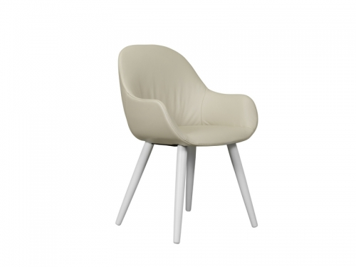 Furninova LAYLA magas karfás étkező szék » InnoShop
