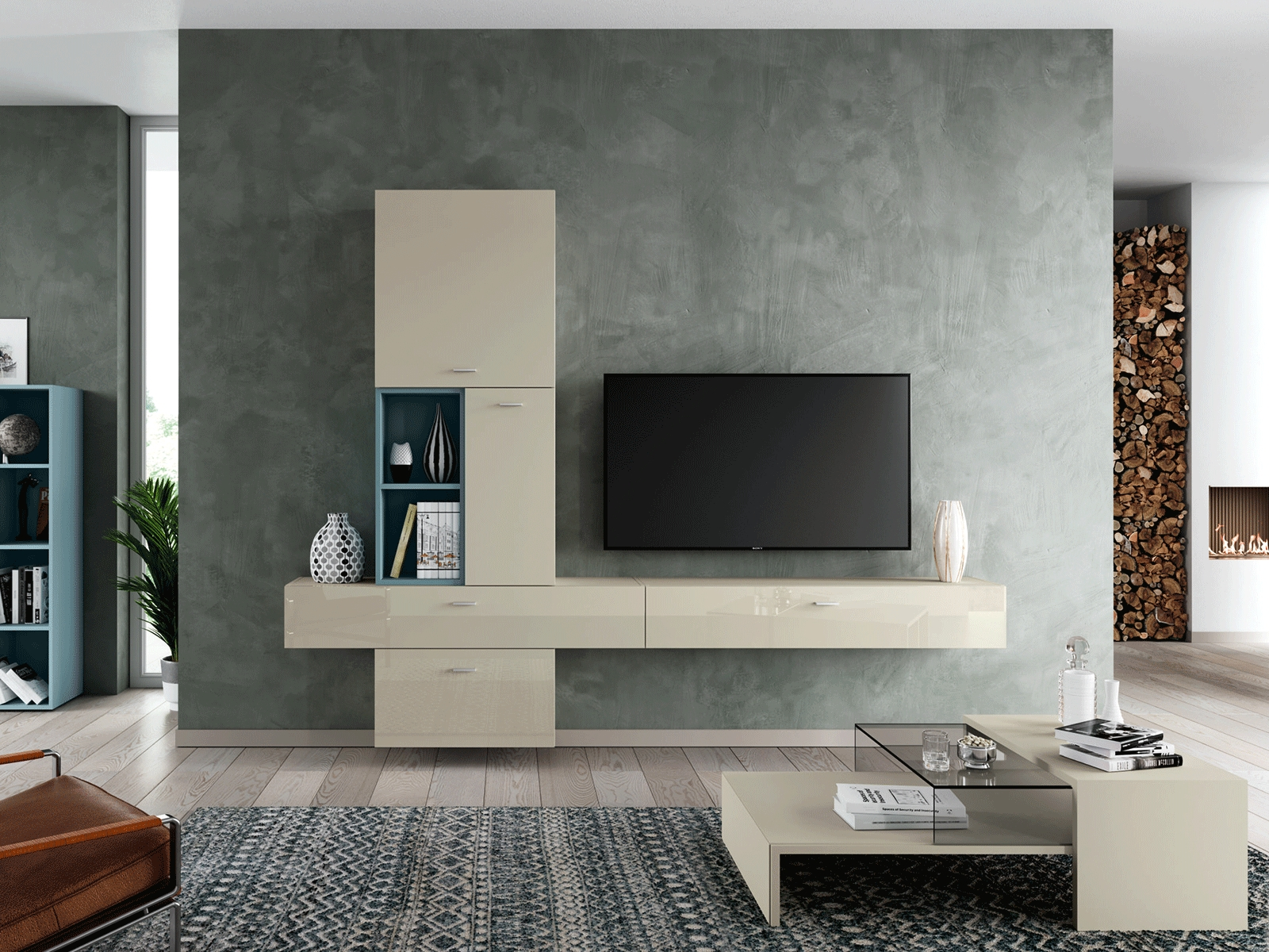 h lsta now ct14 coffee table innoshop. Black Bedroom Furniture Sets. Home Design Ideas
