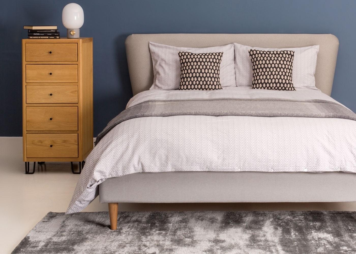 Linie Design LUCENS silver rug » InnoShop  