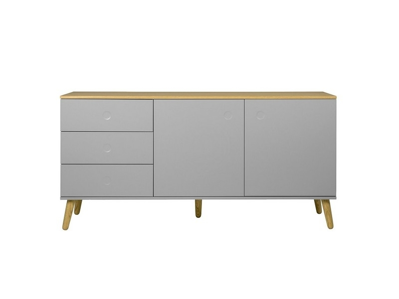 tenzo dot sideboard 2d 3dr innoshop. Black Bedroom Furniture Sets. Home Design Ideas