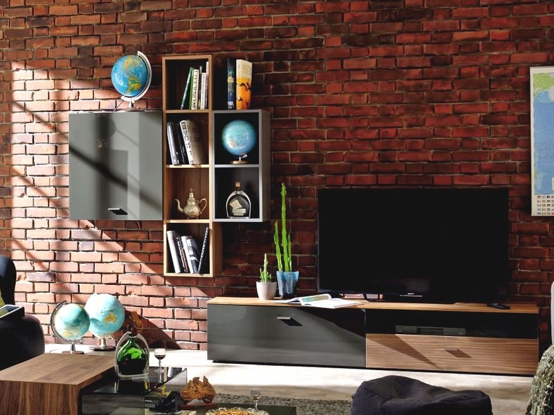 h lsta now living room combination 2 innoshop. Black Bedroom Furniture Sets. Home Design Ideas