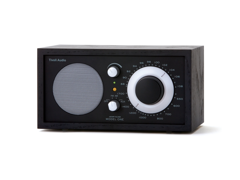 tivoli audio model one radio innoshop. Black Bedroom Furniture Sets. Home Design Ideas