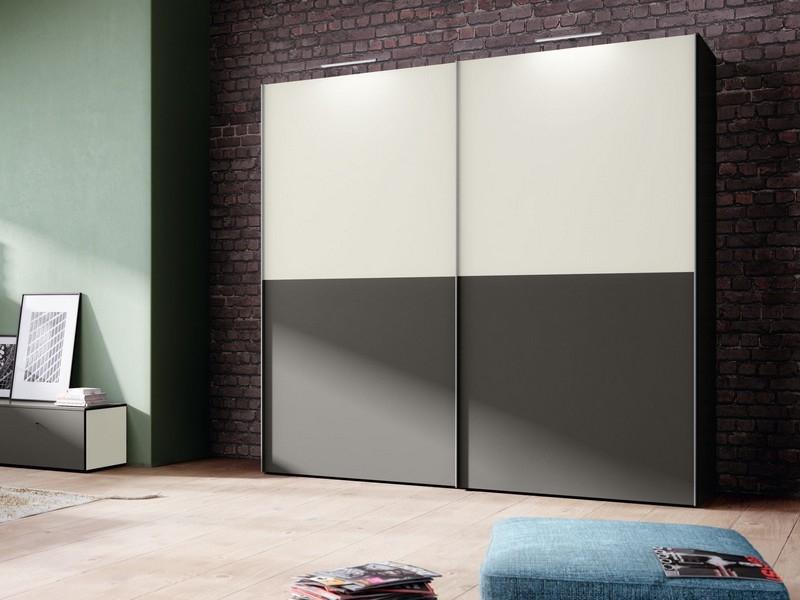 h lsta now slide wardrobe combination 1 innoshop. Black Bedroom Furniture Sets. Home Design Ideas