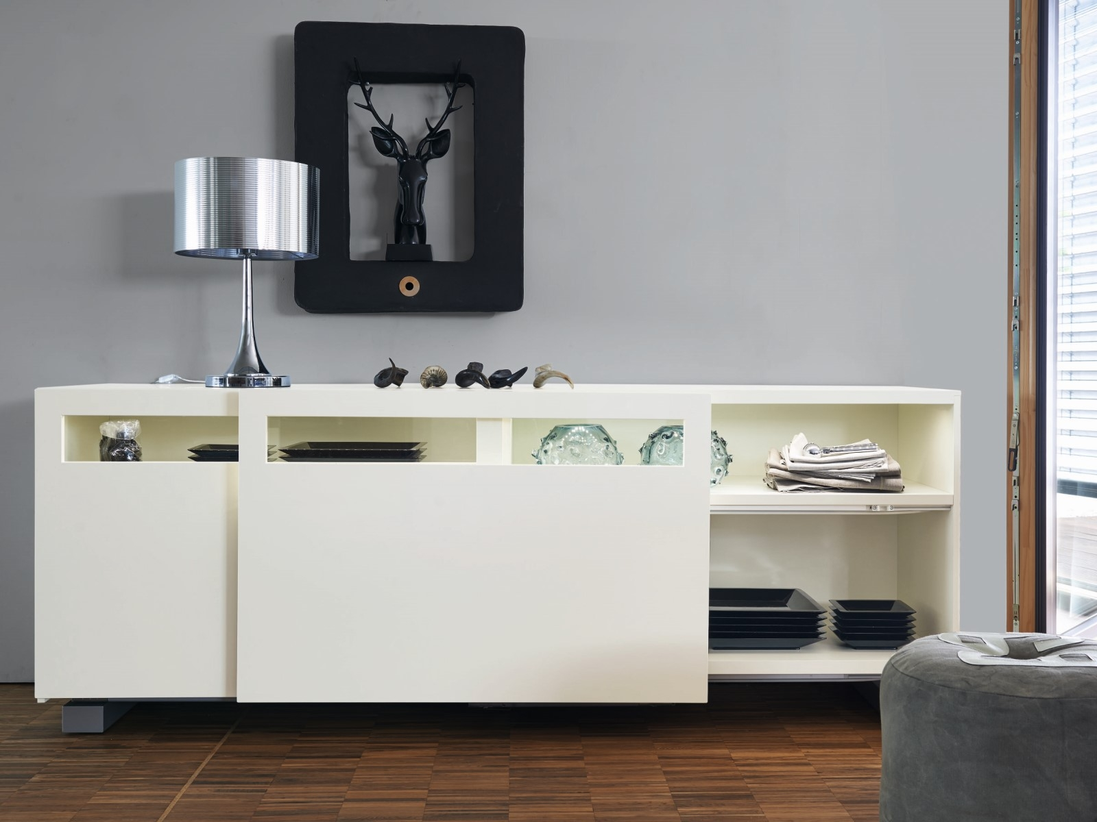 h lsta now vision sideboard innoshop. Black Bedroom Furniture Sets. Home Design Ideas