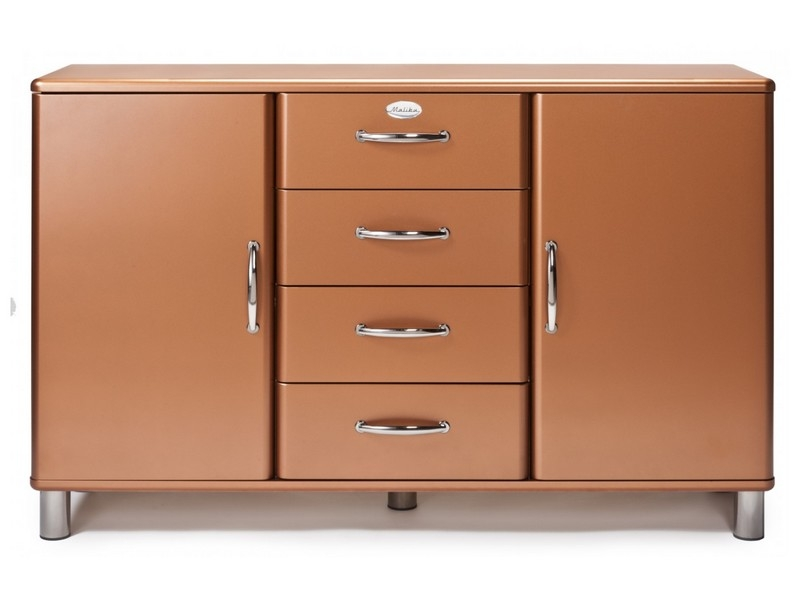 tenzo malibu deluxe sideboard 146 cm innoshop. Black Bedroom Furniture Sets. Home Design Ideas