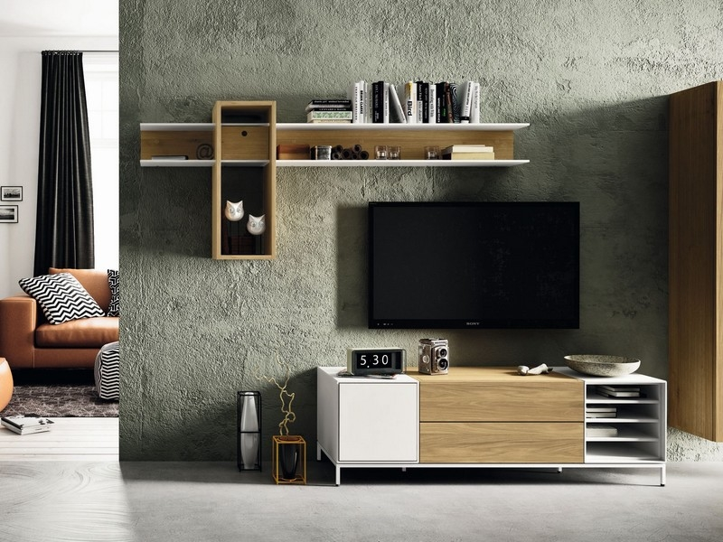 Hulsta Now 7 Tv Meubel.Hulsta Now Spin Living Room Combination I Innoshop
