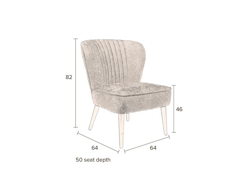 Fantastic Dutchbone Smoker Lounge Chair Innoshop Inzonedesignstudio Interior Chair Design Inzonedesignstudiocom