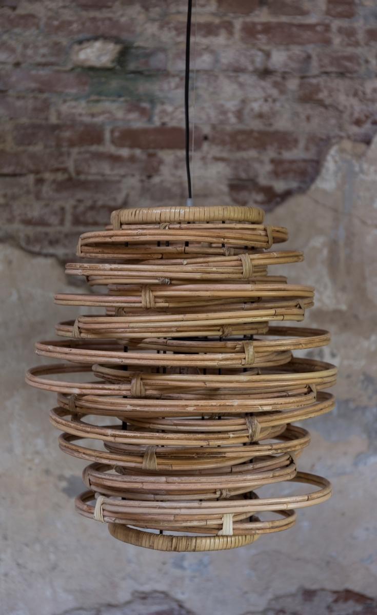 Dutchbone kubu pendant lamp