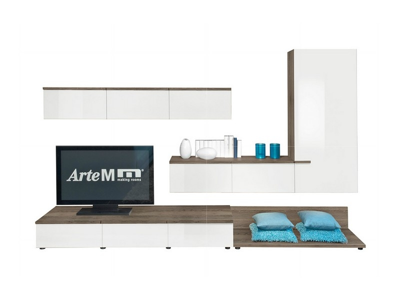 arte m linea living room combination innoshop. Black Bedroom Furniture Sets. Home Design Ideas