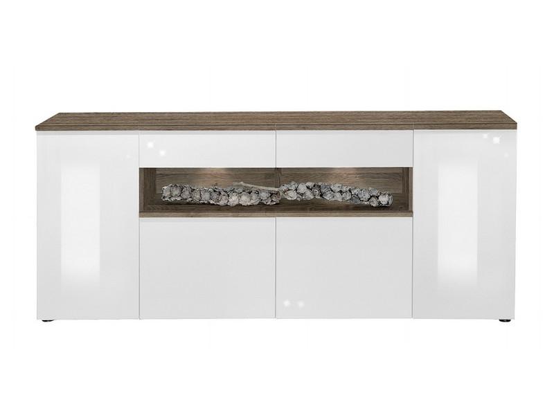 arte m linea sideboard innoshop. Black Bedroom Furniture Sets. Home Design Ideas