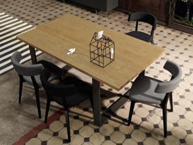 HÜLSTA Now! ET17 Dining table, 180x100 cm