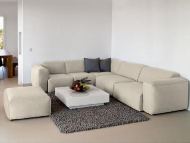 Theca FRESNO corner set of sofa
