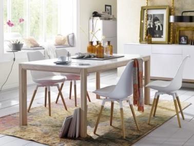 Tenzo PATCH dining table