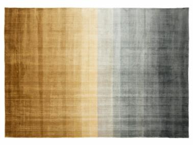 Linie Design COMBINATION rug | yellow