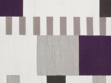 Linie Design GRAPHIC rug - lilac