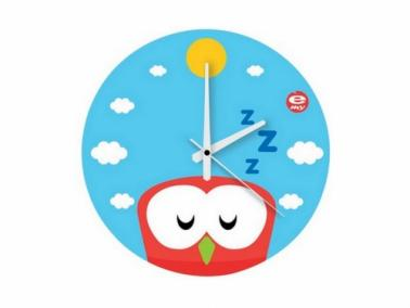 E-my BUONDI wall clock