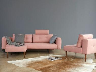 Innovation RECAST sofa with arms