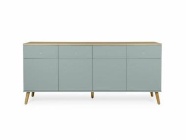 Tenzo DOT sideboard 4D 4Dr