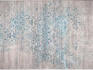 Zuiver MAGIC blue rug