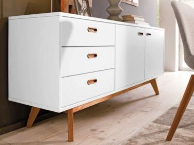 Tenzo BESS showroom sideboard