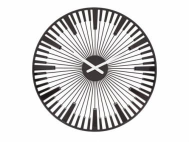 Koziol PIANO design wall clock