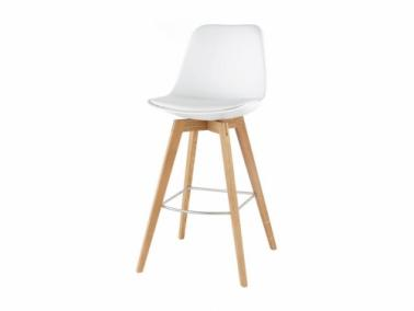 Tenzo GRACE BESS plastic bar chair