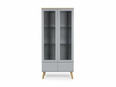 Tenzo DOT showroom glass cabinet