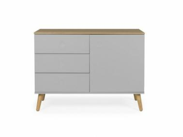 Tenzo DOT showroom sideboard 1D 3Dr