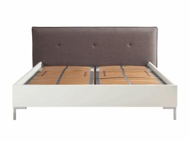 Hülsta NOW! TIME bedframe with upholstered headboard
