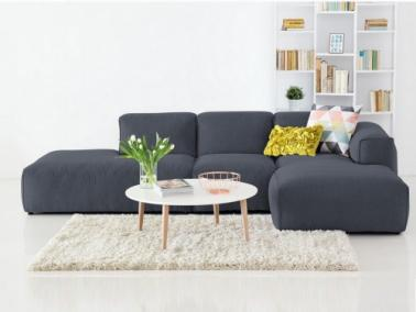 Theca FRESNO sofa with open end