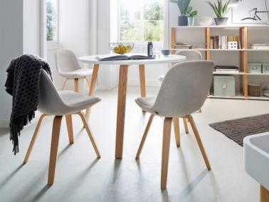Tenzo M-BAR round dining table