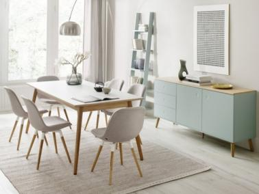 Tenzo DOT extendable dining table