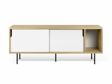 Temahome DANN 165 sideboard with metalic legs