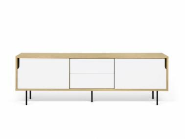 Temahome DANN 201 sideboard with metalic legs