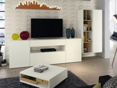 Hülsta NOW! VISION Living room combination 1