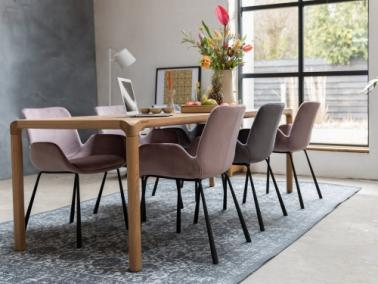 Zuiver STORM dining table | natural