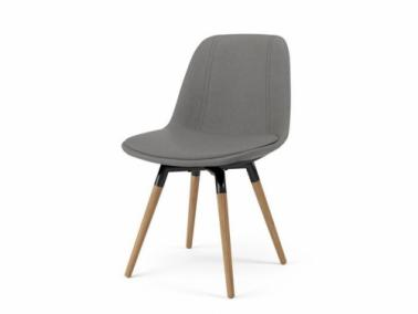 Tenzo GRACE FIDO leather textile chair