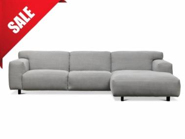 Furninova VESTA showroom sofa